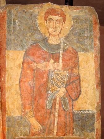 La cripta e gli affreschi di Santa Maria degli Angeli in Poggiardo