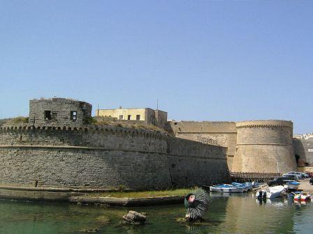 Gallipoli e il suo castello