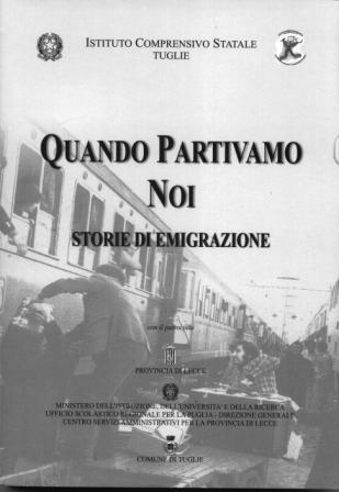 Rocco Serra emigrato salentino
