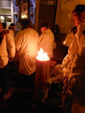 Catania - i devoti