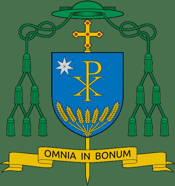 stemma del vescovo Fernando Filograna
