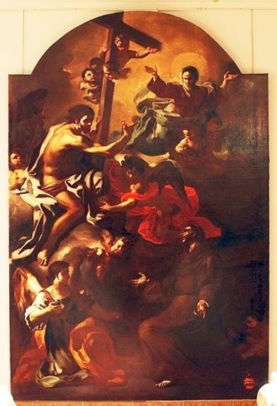Dipinto Olivieri