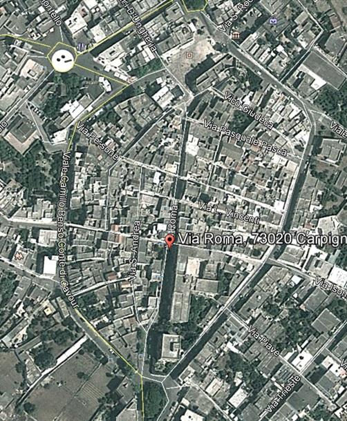 immagine tratta ed adattata da Google Maps
