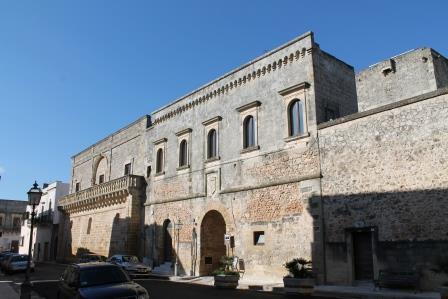 nociglia Castello Baronale