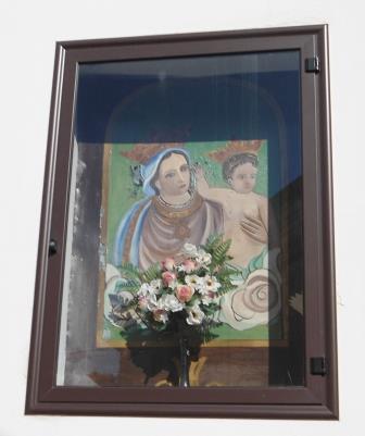 Madonna di Leuca. Borgo antico, Tutino