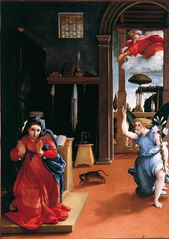 Lorenzo Lotto (1480/1557), Pinacoteca comunale, Recanati
