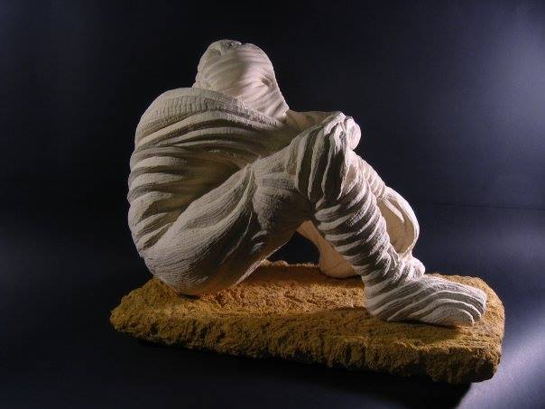METAMORFOSI FUTURA. pietra leccese-carparo
