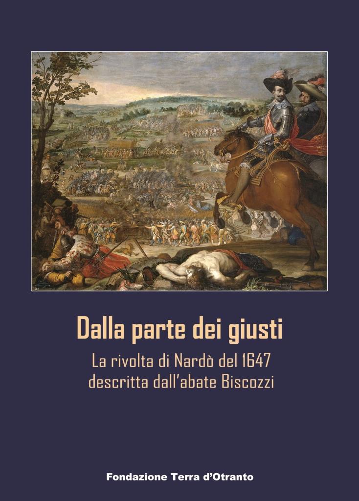 Il Libro d'annali de successi accatuti nella Città di Nardò, notati da D. Gio: Battista Biscozzo