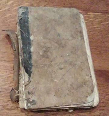esterno del libro