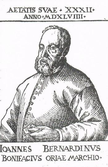 Nuovi documenti sul rapporto tra Giovanni Bernardino Bonifacio e l'Università di Casalnuovo