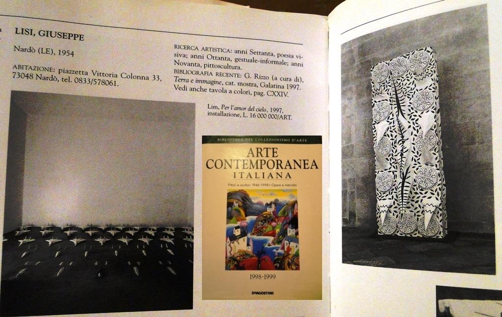 Pubblicazione nel catalogo DeAgostini 1998-99