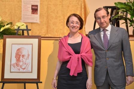 Ida e Mario de Bernart , la sera del 20 giugno a Ruffano, Teatro Paisiello