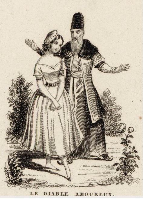 Le diable amoreux (Il diavolo amoroso), 1840