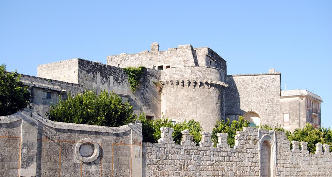 Per il recupero del castello dei Guarini di Poggiardo