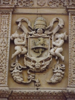 Oria. Un caso di araldica pontificia immaginaria