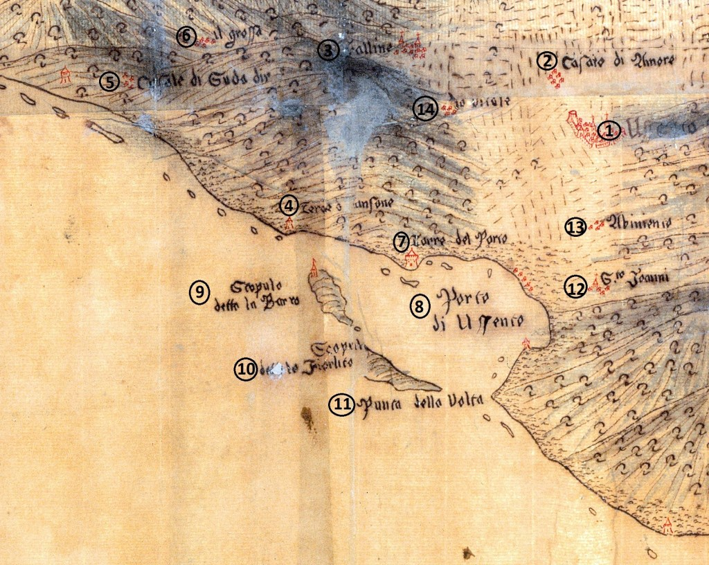 Mappa Puglia Ugento.Ugento Archivi Fondazione Terra D Otranto
