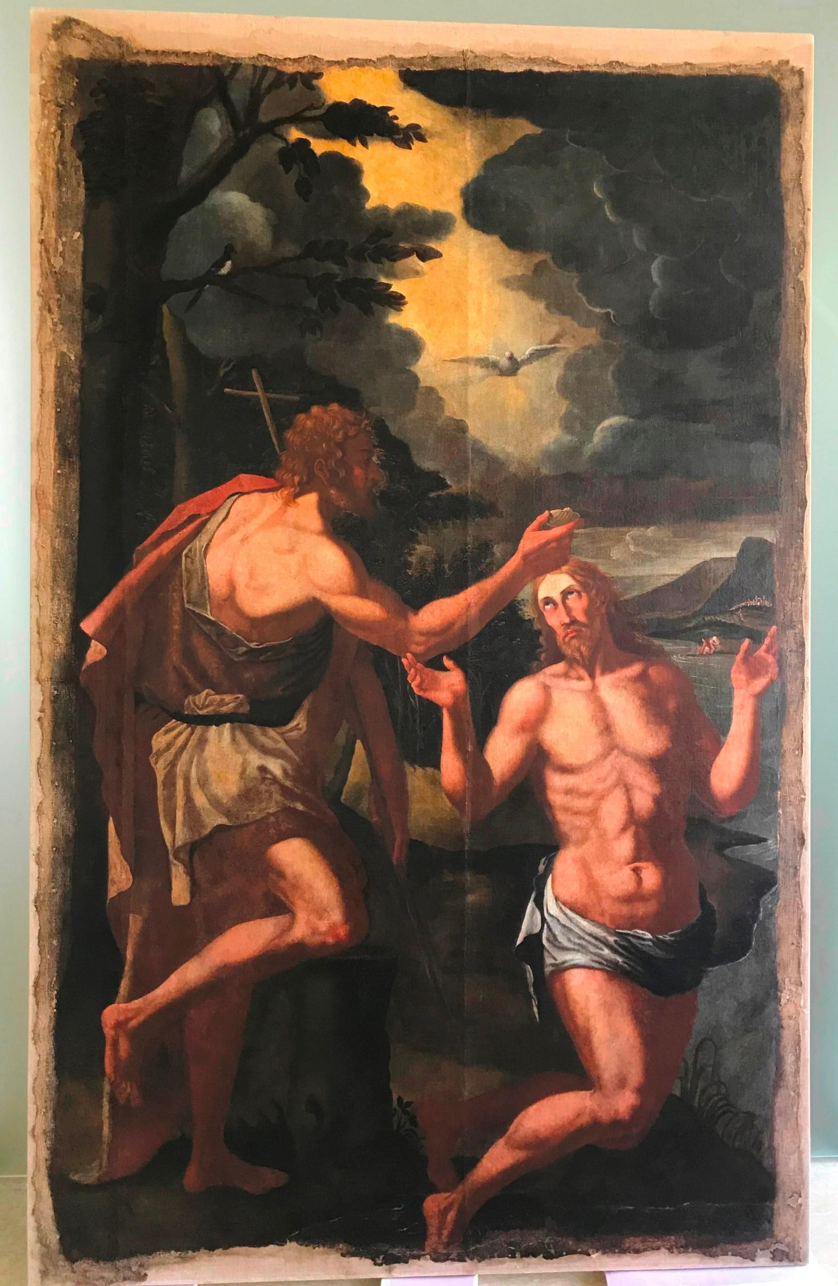 L'attività pittorica di fra' Angelo da Copertino (sec. XVII) in Terra d'Otranto