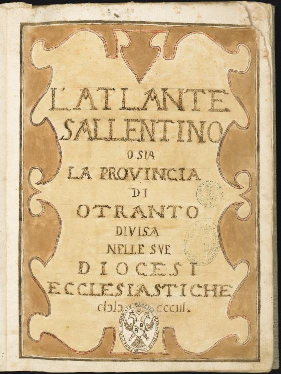 L'Albania salentina nell'atlante del Pacelli (1803) posseduto a suo tempo da Giuseppe Gigli e il giallo di una nota