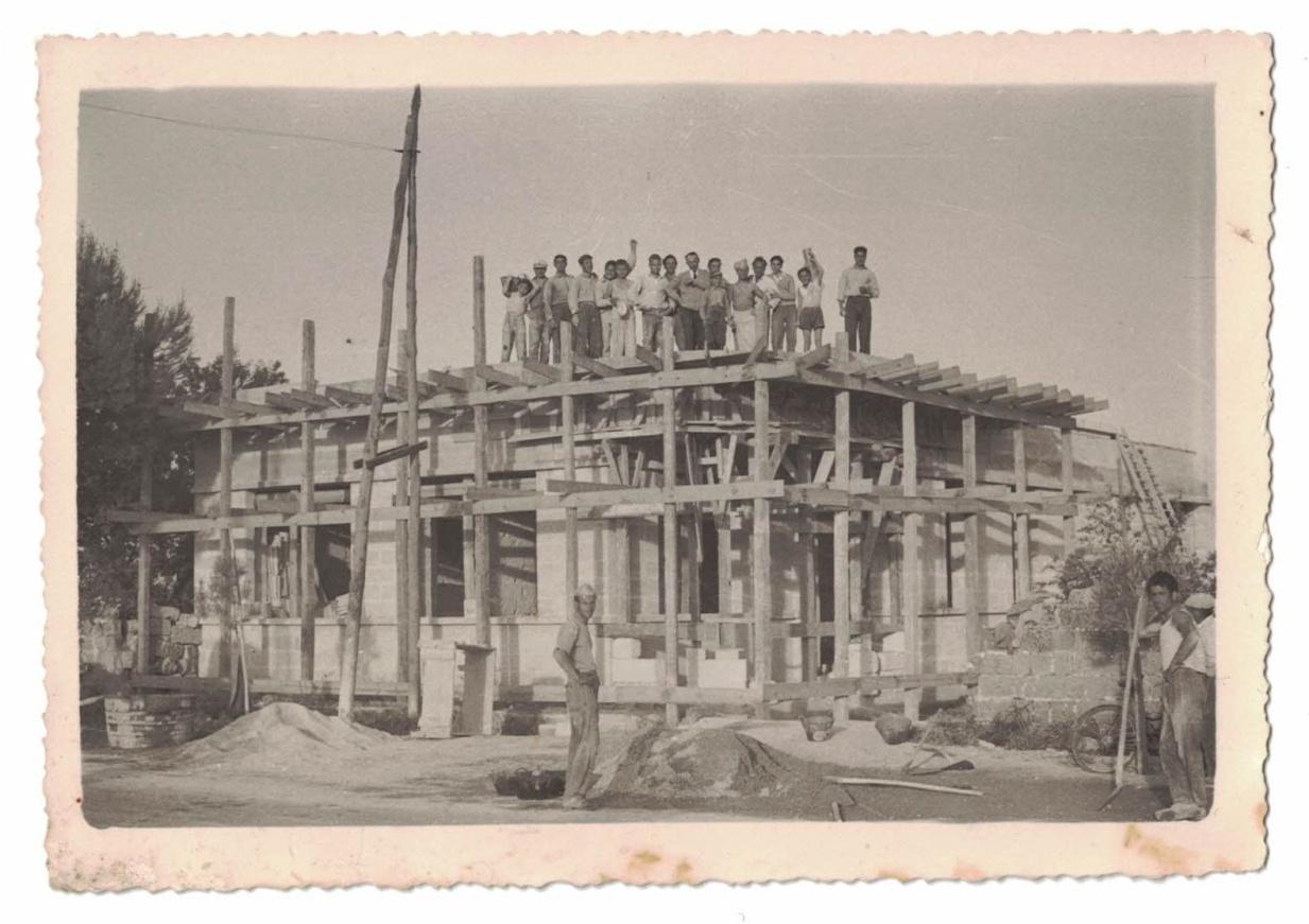L'arte del costruire. Il cantiere edile a Nardò e nel Salento