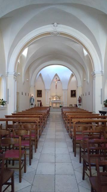 Latiano. La chiesetta di Santa Maria della Greca