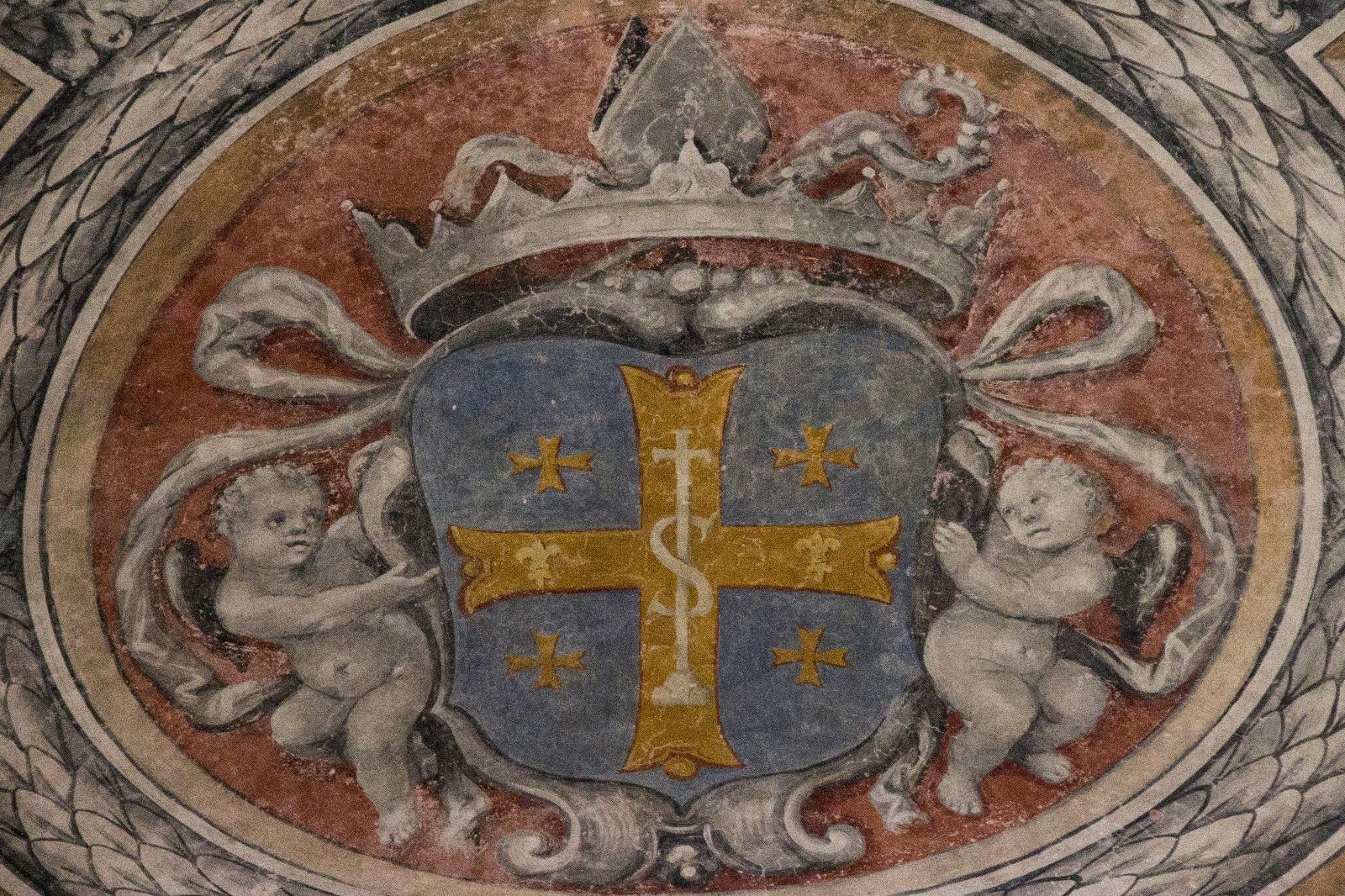 Palazzo dei Celestini a Carmiano: memorie di barocco e tabacco