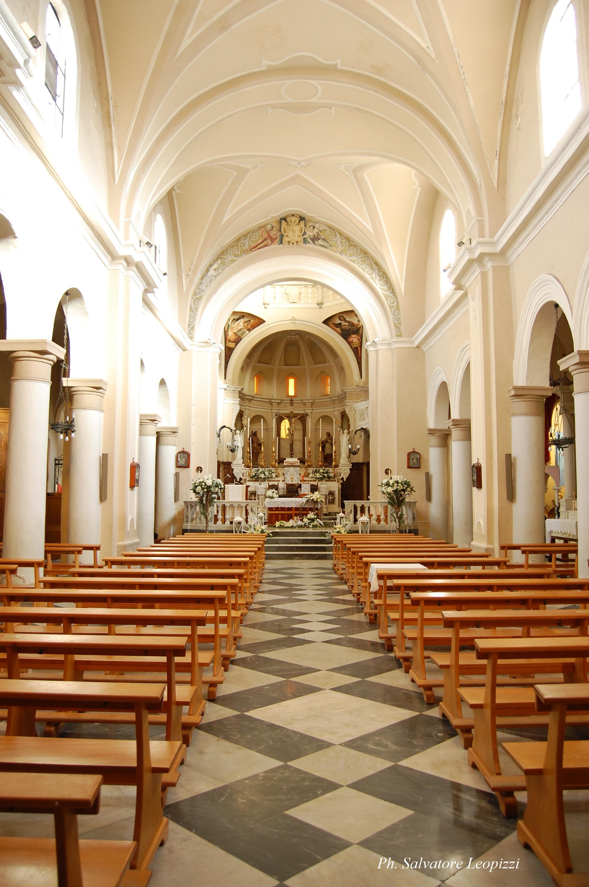 L'oratorio perduto del Santissimo Crocifisso a Parabita