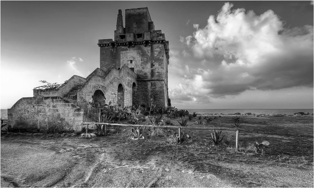 La salina di Avetrana. Spola tra Torre Colimena e Gallipoli per la raccolta del sale
