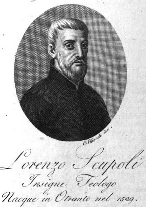 Lorenzo Scupoli (1530-1610) di Otranto e il suo best seller senza tempo