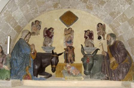 Pupi e pupari: l'antica tradizione del presepe nel Salento