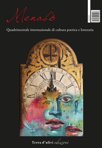 Nasce Menabò, rivista internazionale di cultura poetica e letteraria edita da Terra d'ulivi edizioni