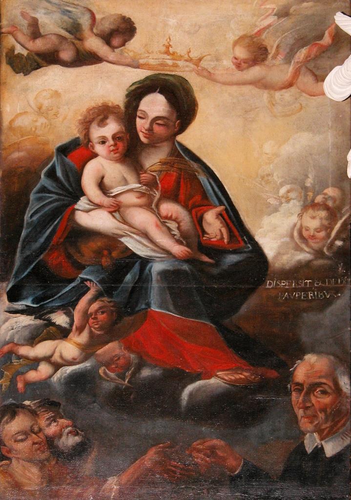 Il pittore alessanese Oronzo Letizia (1657-1733 ca.)