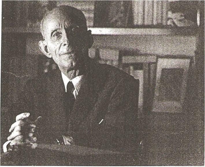 Luigi Maria Personè (1902-2004): la leggerezza della letteratura
