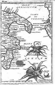 La popolazione della Terra d'Otranto nel 1803 e nell'ultimo rilevamento ISTAT