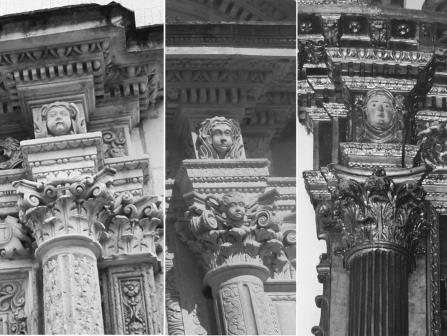 La facciata del San Domenico di Nardò. Un aggiornato manifesto di denuncia contro l'eresia (europea)