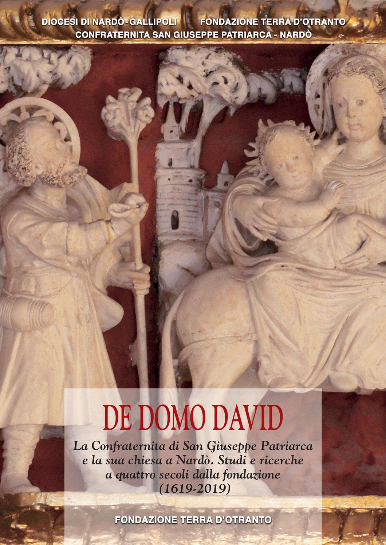 Un convegno e un libro per i 400 anni della confraternita di San Giuseppe di Nardò