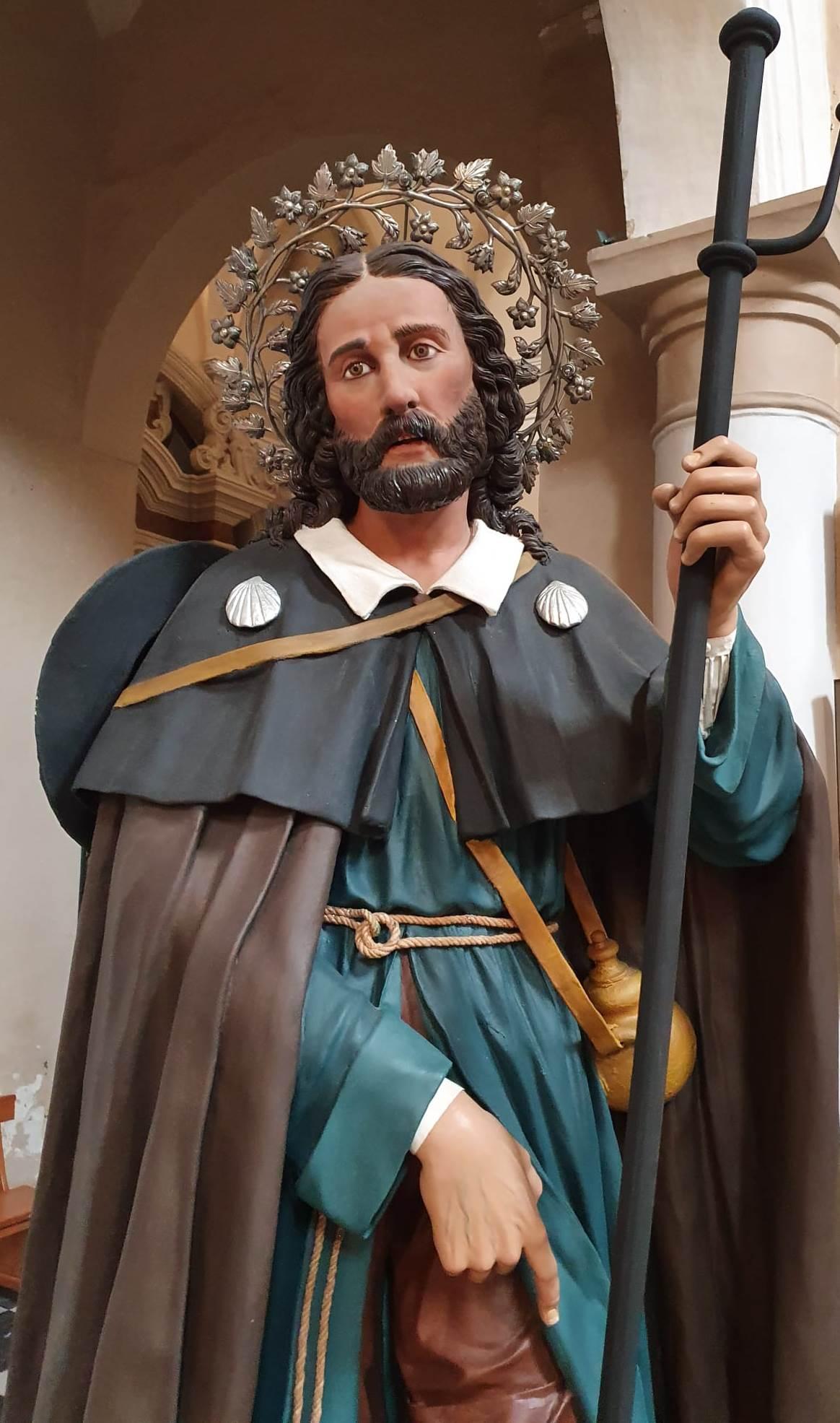 Parabita, San Rocco e il colera del 1867