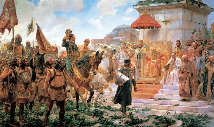 Ruggero Flores: templare pirata e ammiraglio brindisino (II parte)