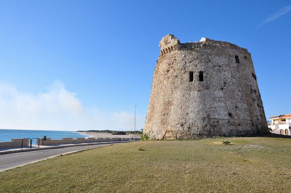 La Torre del Tempo. Racconto fantastico dedicato a Torre Inserraglio e ai due Capitani d'Otranto