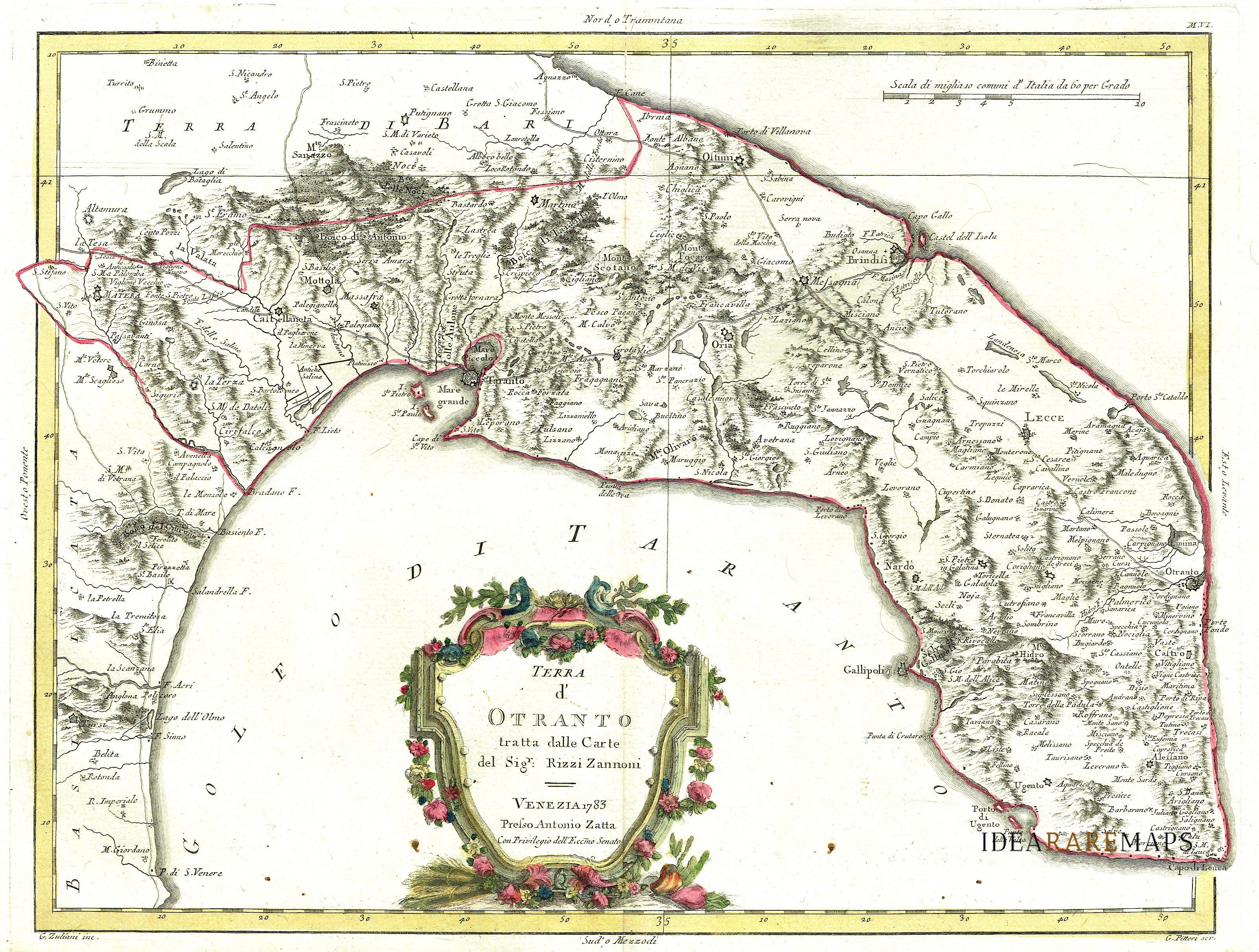 Gli Imperiale e le loro residenze in Terra d'Otranto (terza parte)
