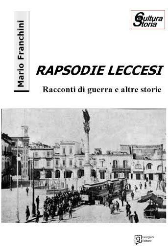 Libri| Rapsodie leccesi
