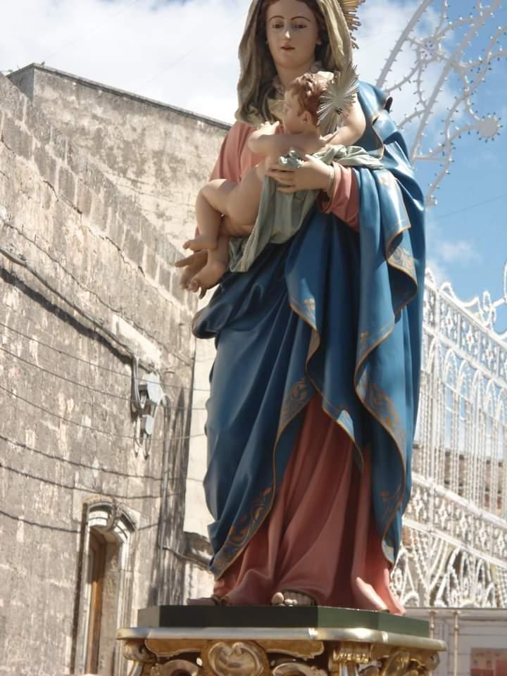Tutino e la Madonna delle Grazie