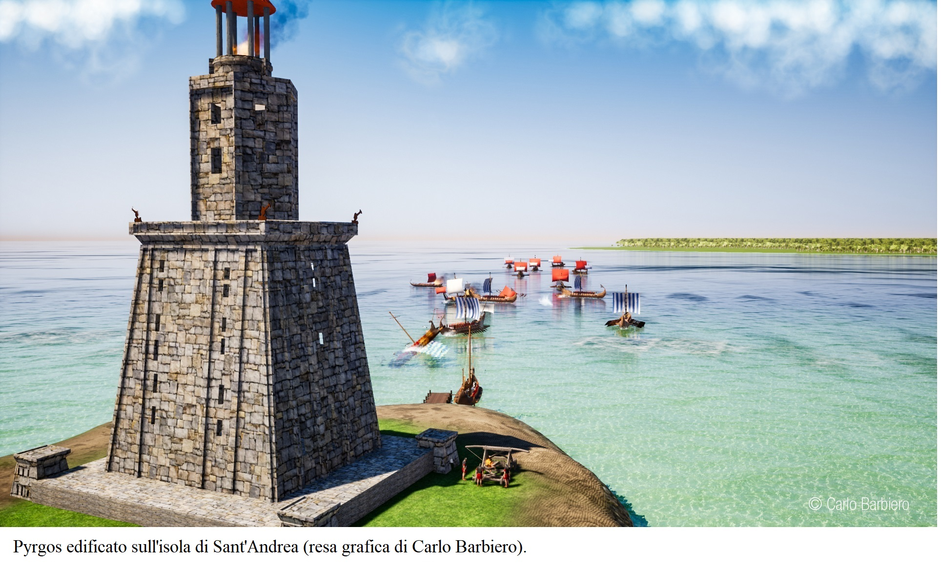 Gli antichi toponimi dell'isola di Sant'Andrea*
