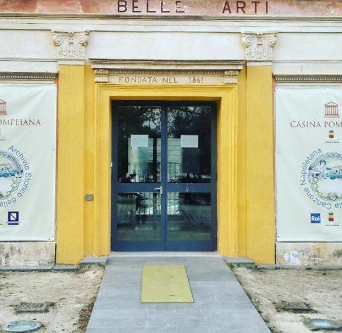 Casina Pompeiana - Napoli