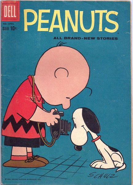 Charlie Brown Would Have Made A Great Photographer!