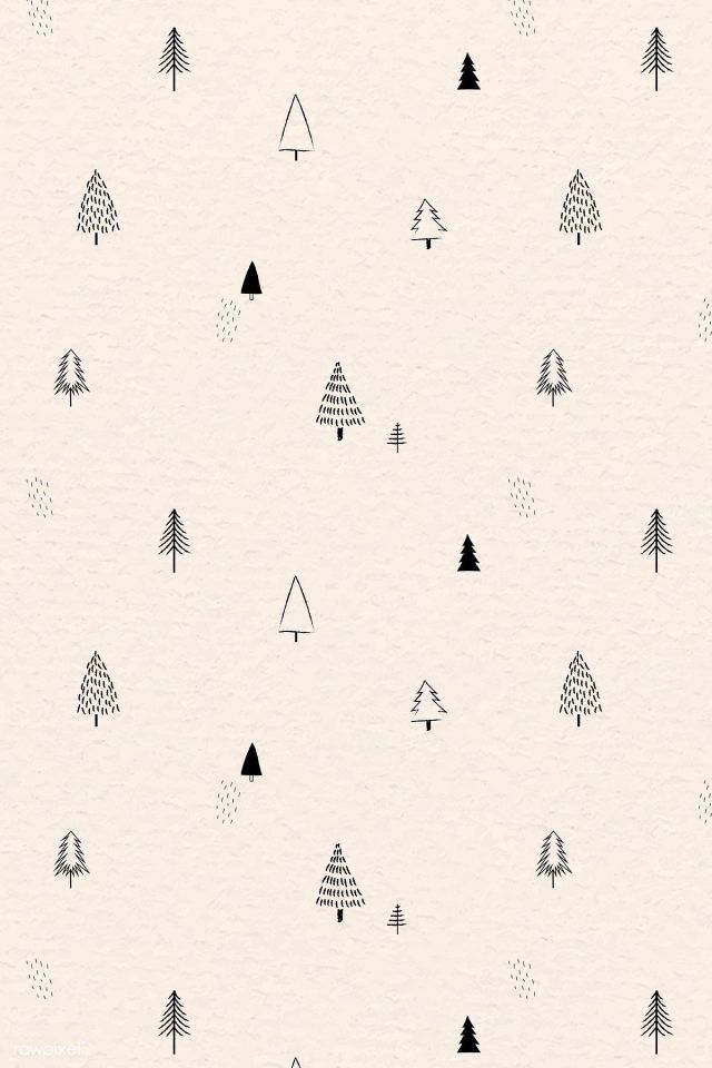 Download premium vector of Christmas elements seamless pattern vector by marinemynt about christmas patterns, Christmas tree, christmas illustration, pine trees pattern, and seamless pattern 1228176