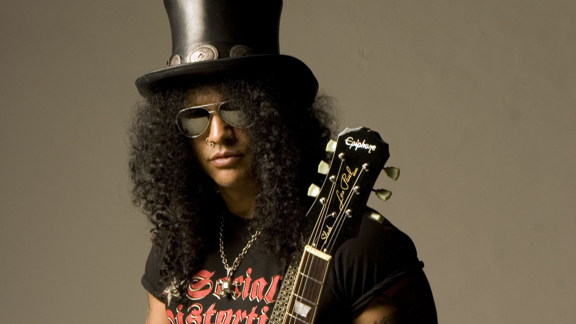 Slash De Guns And Roses Hd 1920x1080 Imagenes