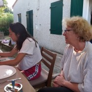 En famille, chez Véro, Fronsac juillet 2020 #03
