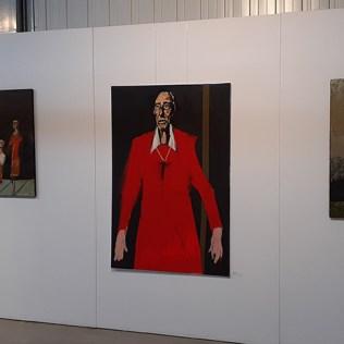 Exposition Ruel Labégorre, Fonds Labégorre Seignosse, 2021, 11
