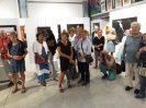 Vernissage Aeterna, Pizzamiglio Labégorre, Fonds Labégorre 2018