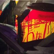 Glanes, Serge Labégorre 1995_35x49 cm 8_ acrylique sur toile